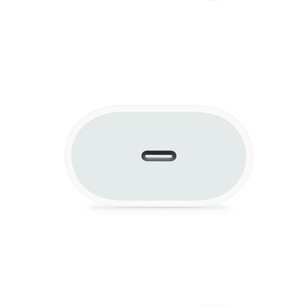 ŁADOWARKA SIECIOWA APPLE MU7V2ZM/A 20W USB  BOX RETAIL BOX