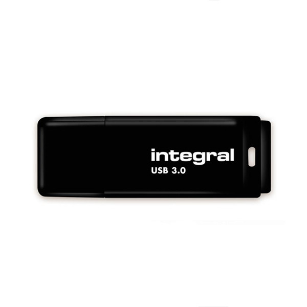 PENDRIVE INTEGRAL 64GB DRIVE BLACK INTE USB 3.0 INFD64GBBLK3.0