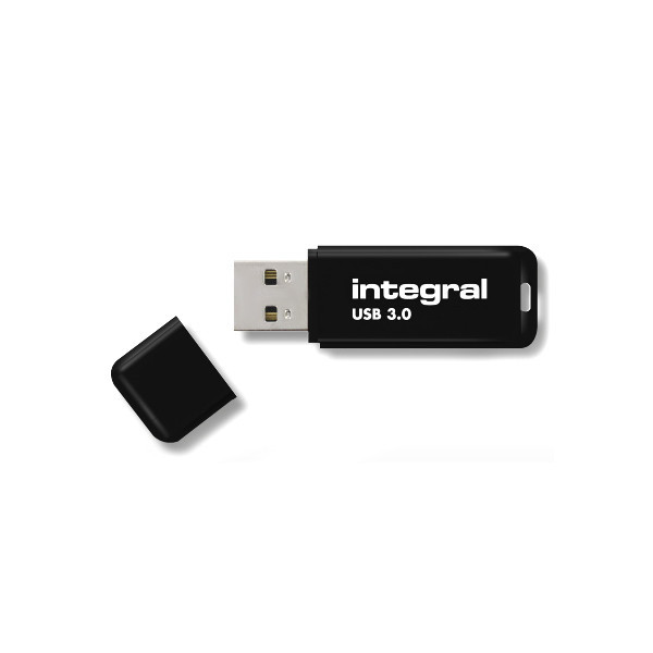 PENDRIVE INTEGRAL 64GB DRIVE NOIR USB 3.0 INFD64GBNOIR3.0