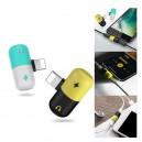 ADAPTER LIGHTNING IPHONE + ZASILANIA BOX KOLOR MIX