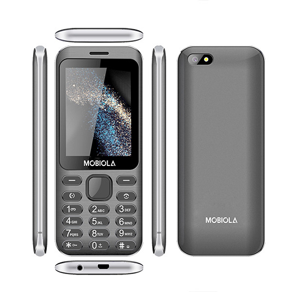 TELEFON GSM MOBIOLA MB3200i SZARY TELEFON KLASYCZNY
