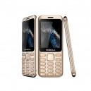 TELEFON GSM MOBIOLA MB3200i ZŁOTY TELEFON KLASYCZNY