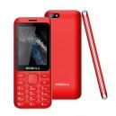 TELEFON GSM MOBIOLA MB3200i CZERWONY TELEFON KLASYCZNY
