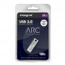 PENDRIVE INTEGRAL 32GB USB 3.0 DRIVE ARC METAL INFD32GBARC3.0