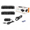 SMART TV BOX ANDROID 4K LTC PRZYSTAWKA