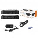 SMART TV BOX ANDROID 4K LTC PRZYSTAWKA + BLUETOOTH