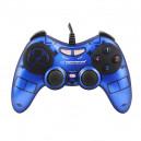 PAD PRZEWODOWY PS3  PC GAMEPAD FIGHTER ESPERANZA NIEBIESKI USB ESPE