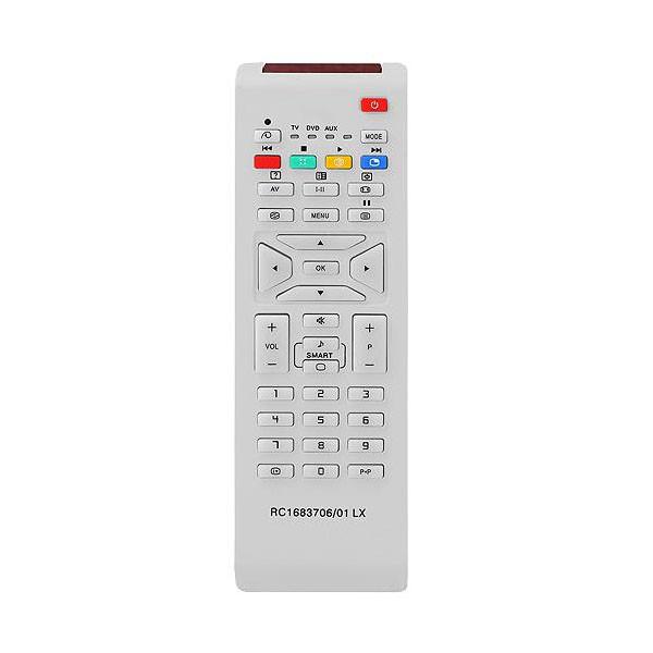 PILOT DO PHILIPS LCD UNIWERSALNY TV, RC1683706/UCT-027