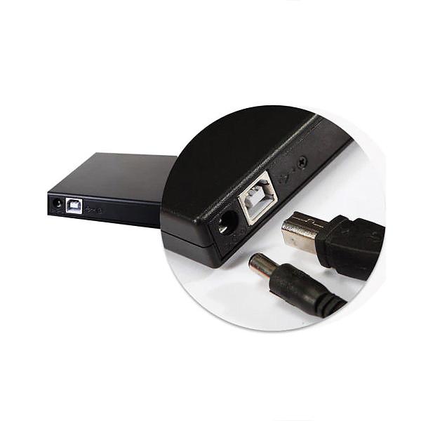 NAGRYWARKA ZEWNĘTRZNA DVD USB 2.0