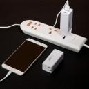 ŁADOWARKA SIECIOWA 36W + KABEL IPHONE  BIAŁA SOMOSTEL POWER DELIVERY SMS-A80 PD
