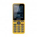 TELEFON MAXCOM MM139 ŻÓŁTY DUAL SIM