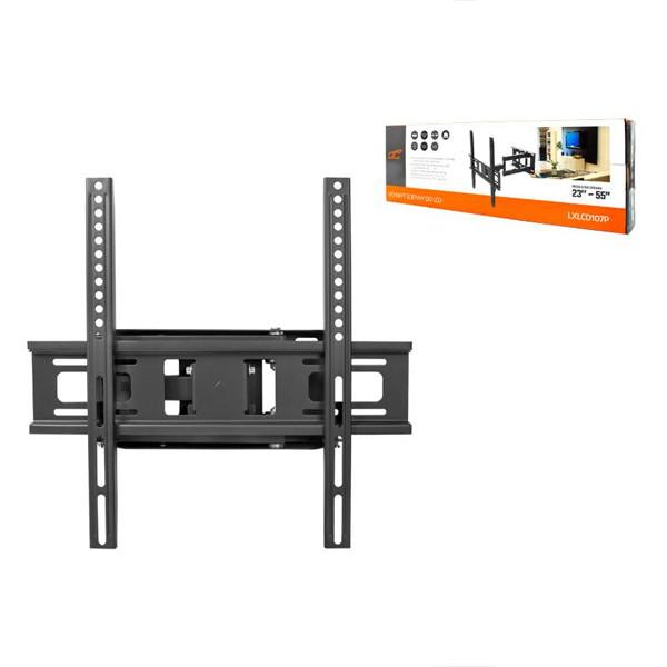 UCHWYT ŚCIENNY DO LCD 23-55