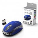 EXTREME MYSZ BEZPRZ. 2.4GHZ 3D OPT. USB HARRIER NIEBIESKA