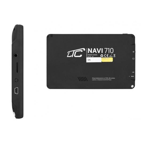 NAWIGACJA GPS SAMOCHODOWA LTC OTWARTY WINDOWS NAVI710 7 CALI
