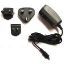 ŁADOWARKA SIECIOWA USB  MINI 1A CZARNA BLACKBERRY 9000 ASY-07965-010 GPS 700mAh
