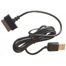 KABEL USB SAMSUNG GALAXY TAB CZARNY TRANSMISJA DANYCH P1000 TABLET P7500 TAB2