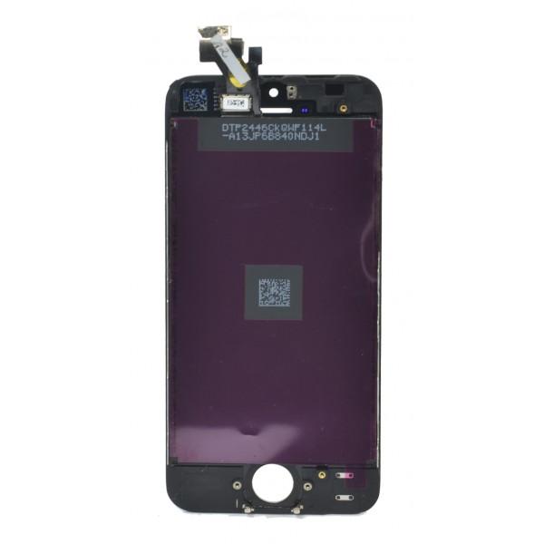 MODUŁ DIGITIZER + WYŚWIETLACZ LCD IPHONE 5 CZARNY EKRAN DOTYKOWY DIGI DOTYK 5G