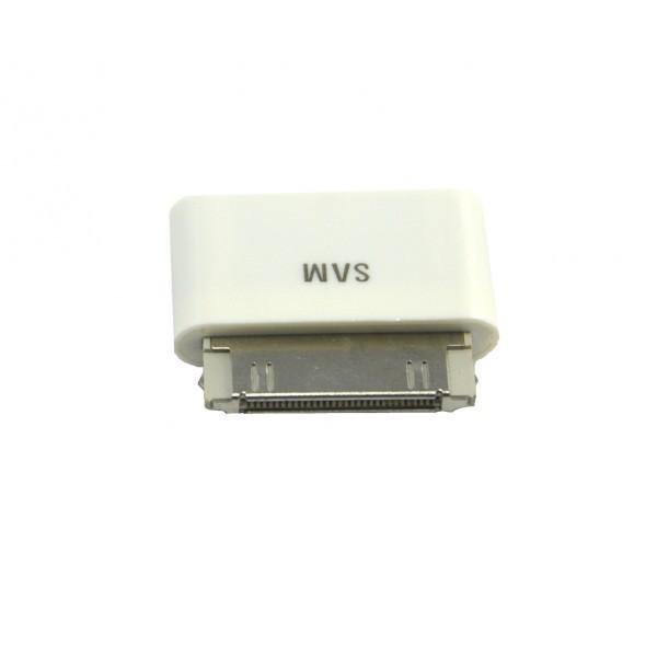 ADAPTER MICRO USB SAMSUNG GALAXY TAB -  BIAŁY